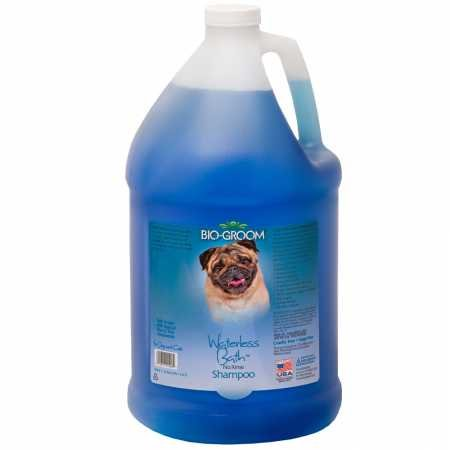 Quick Clean Waterless Shampoo - Bio-Groom Waterless Cats and Dog Bath Shampoo, 1-Gallon