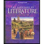 Language of Literature - British Literature -Grade 12 (00) by Applebee, Arthur N - Bermudez, Andrea B [Hardcover (2000)]