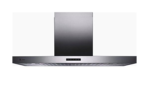 V-ZUG DIPQ13c Island cooker hood Cromo, Metálico 703m³/h A ...
