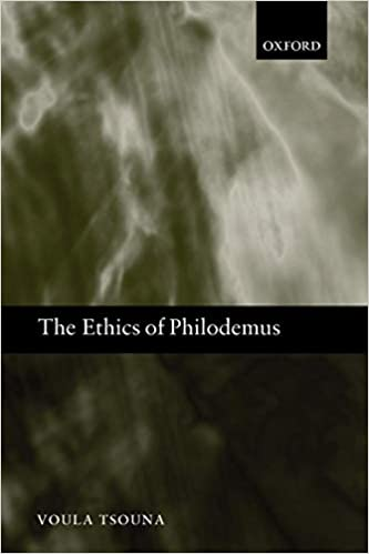 The Ethics of Philodemus