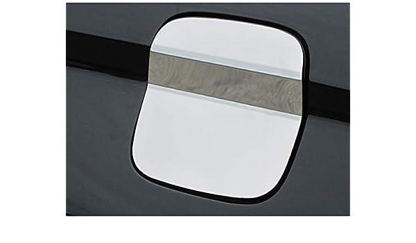 QAA FITS Navigator 2015-2017 Lincoln GC55655 1 Pc: Stainless Steel Fuel//Gas Door Cover Accent Trim, 4-Door, SUV