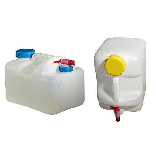 Kanister 15 Liter Multikanister Weithals Hahn