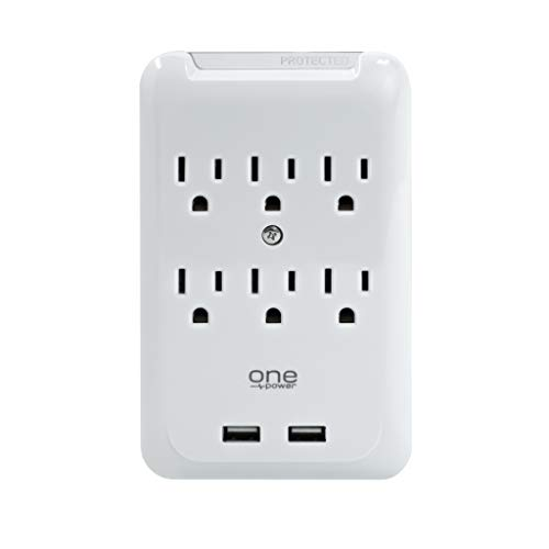 urge Protector and Outlet Extender with 2 USB Ports ()