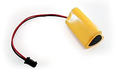 Replacement Battery for LED Emergency Light Ciata EMR-S-LED and for EMR-D-LED