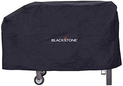 Original Water 28 Inches Weather Resistant Heavy Duty 600D Polyester Outdoor BBQ Grilling Cover Blackstone 1529 Signature Accessories 1 Pack Black