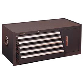 """Kennedy Manufacturing 305XB 39"""" 5-Drawer Industrial Top C..."""