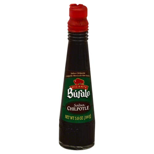 Bufalo Hot Sauce Chipotle 5.4 OZ (Pack of 2)