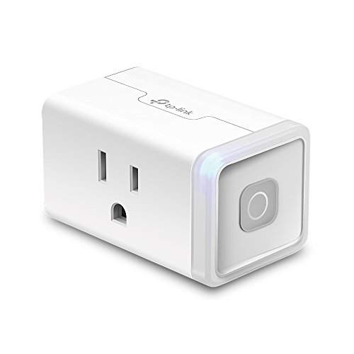 """""""Kasa Smart WiFi Plug Lite by TP-Link - 10 Amp & Reliable Wifi Connection, Compact Design, No Hub Required, Works With Alexa Echo & Google Assistant (HS103)"""""""