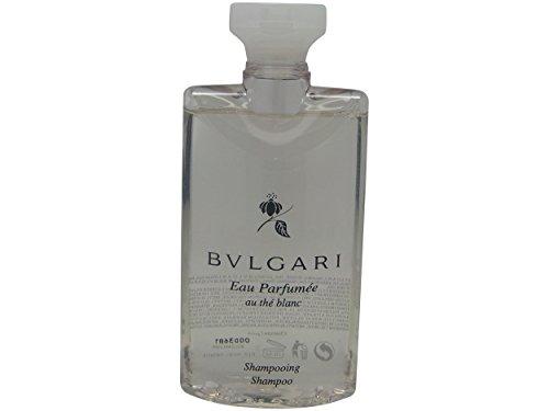 Bvlgari White Tea au the blanc Shampoo Lot of 6 ea 2.5oz Bottles. Total of - Store Bvlgari