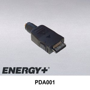 FedCo Batteries Compatible with ENERGY PDA001 Replacement Charge Adapter For Compaq Hewlett Packard iPaq