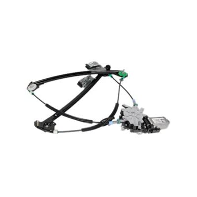 Image of ACDelco 10344131 GM Original Equipment Front Driver Side Power Window Regulator and Motor Assembly