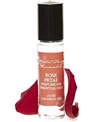 Rose Perfume Oil - Natural Rose Perfume - Rose Oil -...