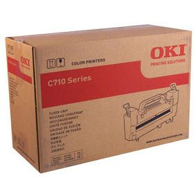 Fuser is reaching near life end - Okidata C710, MPS710 Series Printers
