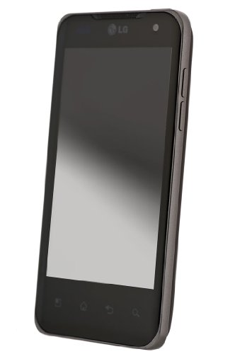 LG P990EUBR Optimus 2X Android Smartphone with 8 MP Camera, Touchscreen, Dual Core Processor and Wi-Fi - No Warranty - Dark Brown