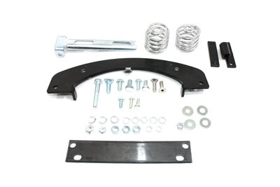 V-Twin 31-0433 Solo Seat Hardware Mount Kit