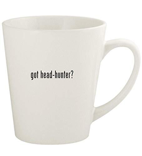 Ilongot Costumes - got head-hunter? - 12oz Ceramic Latte