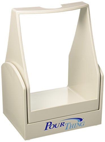 Sammons Preston Pour Thing, No Lift Pouring Aid for Gallon Jugs, Easily Pour Heavy Liquids, Spill Prevention Assist for Disabled, Handicappaed, Limited Mobility, Injured, and Children by Sammons Preston