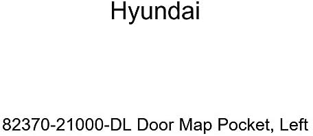 Genuine Hyundai 82370-21000-DL Door Map Pocket Left