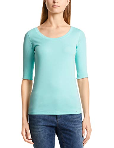 Aqua light Collections Blu Marc 331 T Cain T shirts shirt Donna gqFT14