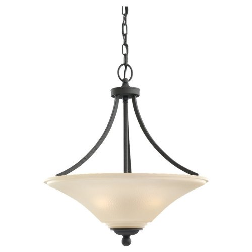 376BLE-839 Somerton 3-Light Pendant in Blacksmith (Somerton Pendant Light)