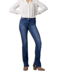 LEE Women's Flex Motion Regular Fit Bootcut Jean, Pacifica - 2 Medium