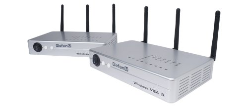- Gefen Wireless Long Range VGA Extender (GTV-WVGA-LR) (Discontinued by Manufacturer)