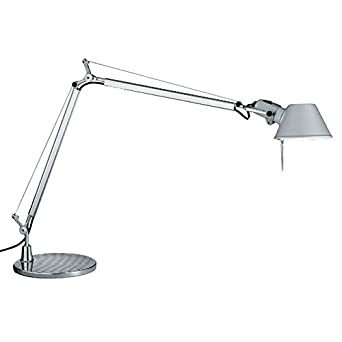 Artemide Tolomeo Lampe De Table A Led Base 23 Cm A004800 10 W