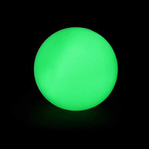 100mm Stage Contact Juggling Balls (Glow) - Balls Juggling Led