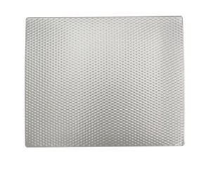 Range Kleen 1289-SM1720SWR Silver Stove or Counter Mat, 20 x 17 (Pad Stove)