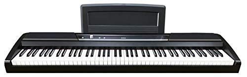 Korg SP170s 88-Key Digital Piano, Black image