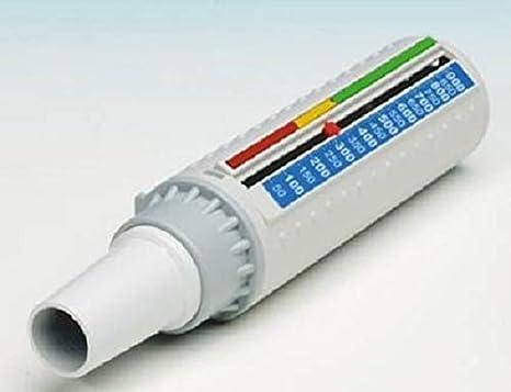 Buy Pulmopeak Peak Flow Meter White Online At Low Prices In India Amazon In
