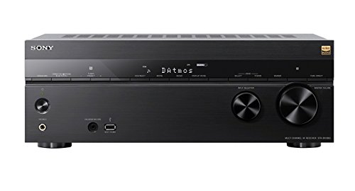 Sony STRDN1080 7.2 Channel Dolby Atmos Home Theater AV Receiver - Receiver Sony Transmitter Bluetooth