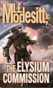 Book cover for The Elysium Commission