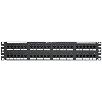 Amazon Com Panduit Dp48688tgy Category 6 48 Port Flat