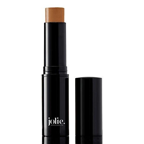 Jolie Creme Foundation Stick Full Coverage Makeup Base (Pecan)