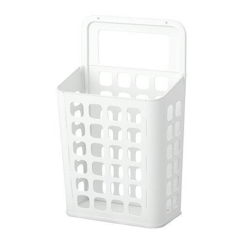 Ikea VARIERA - Waste bin, white - 10 l