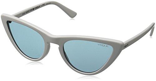 VO5211S Vogue Blue Blanco White Sonnenbrille HSYqY1p