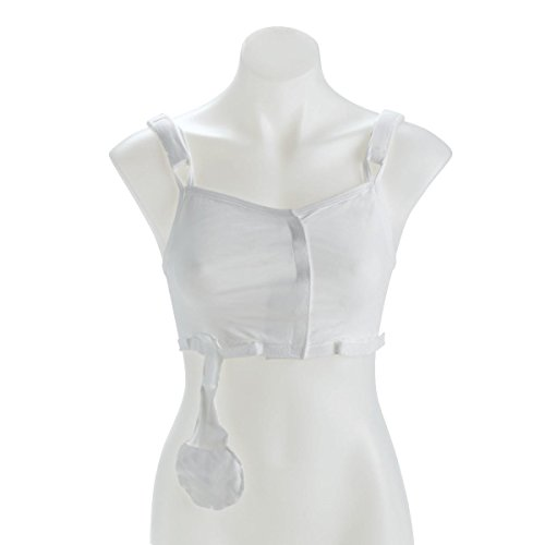 medline PRMMAMCOMP1 Caring Post-Surgical Mammary Compress...