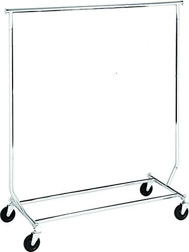 IRSG FSR IRSG Adjustable Height Folding Salesman Rack, 22