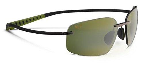 Maui Jim Kupuna Polarized Sunglasses Gunmetal / Maui HT One - For Jim Sunglasses Round Maui Best Faces