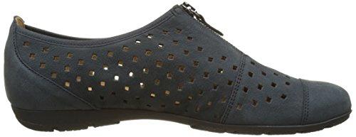 Gabor Damen Mode Loafer Blau (nachtblauw 16)