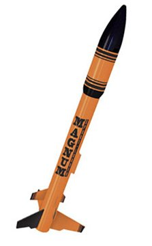 Quest Aerospace Magnum Sport Loader Model Rocket Kit