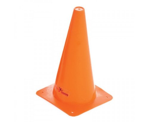 PRECISION TRAINING 12 Traffic Cones (Set of 4)