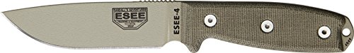 ESEE Model 4 Plain Edge.