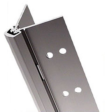 Full Mortise Continuous Hinge (BRONZE) by Select Hinge