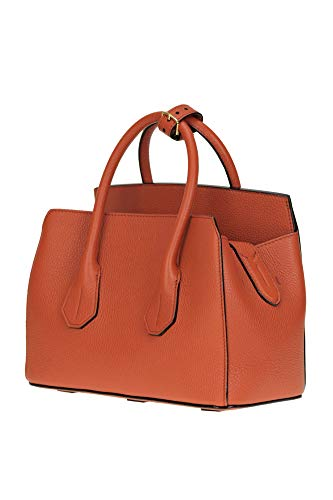 Leather Women's Red MCGLBRE000004078I Bally Handbag xOqZp4pw