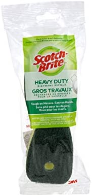 Scotch-Brite Dishwand Refill, 2 Pack, Heavy Duty, Replacement Dish Brush Head