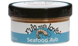 (Chef Tom Douglas Rub With Love Seafood Rub, 3.5 Ounce)
