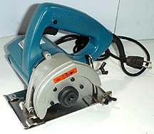 Electric Marble/Tile Cutter ( W Carrying Case )