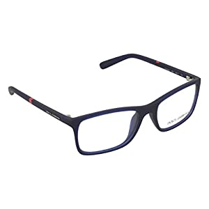 Dolce&Gabbana LIFESTYLE DG5004 Eyeglass Frames 2981-53 - Opal Blue Rubber DG5004-2981-53